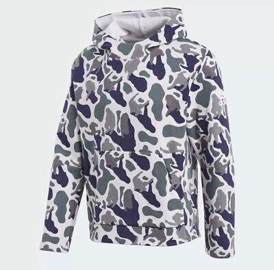 NEW!! Adidas NERD Champ ID Hoodie Camo EQT NMD Pharrell Sweater - Size: L