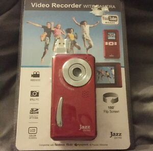 Brand new, still in the package video recorder/camera