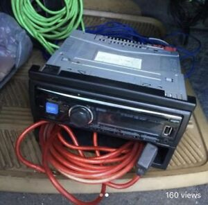 Complete car stereo