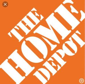 $1000 Home Depot gift card 25% OFF