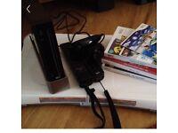 Nintendo Wii plus wii fit plus