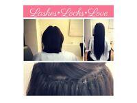 🌟Luxury Human Hair Extensions 🌟