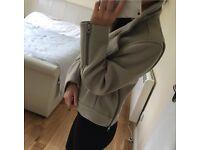 Suki cropped All Saints Jacket size 12