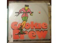 "Cookie Crew Born this Way 12"" hip hop vinyl record single"