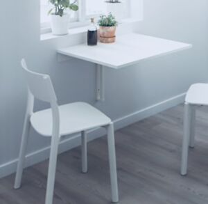 NORBERG WALL MOUNTED TABLE