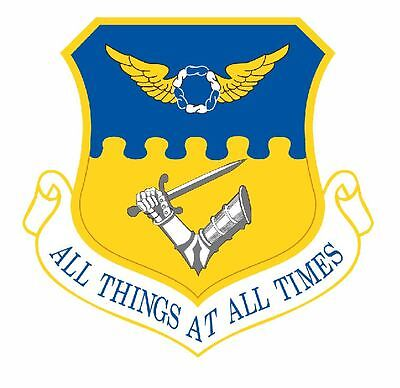 121st Air Refueling Wing Sticker Military Decal -