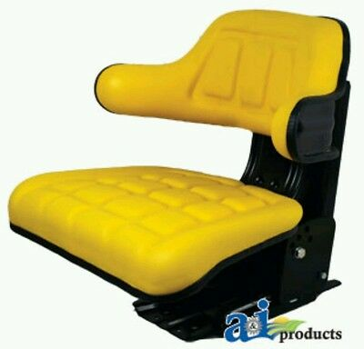 Full Suspension Seat For John Deere Tractor 1630 1640 1830 1840