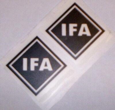 IFA,Aufklebersatz,Aufkleber,S50,S51,Star,KR51,Schwalbe,SR50,ES,Simson,DUO,Spatz