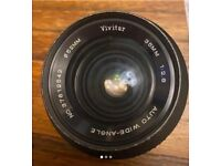 Camera lens vivitar