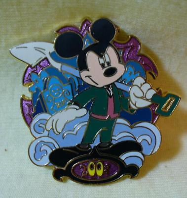 Walt Disney World 2008 Not So Scary Halloween Party Mickey Mouse LE Pin](Disney World Mickey Mouse Halloween Party)