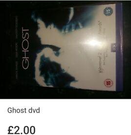 Ghost dvd