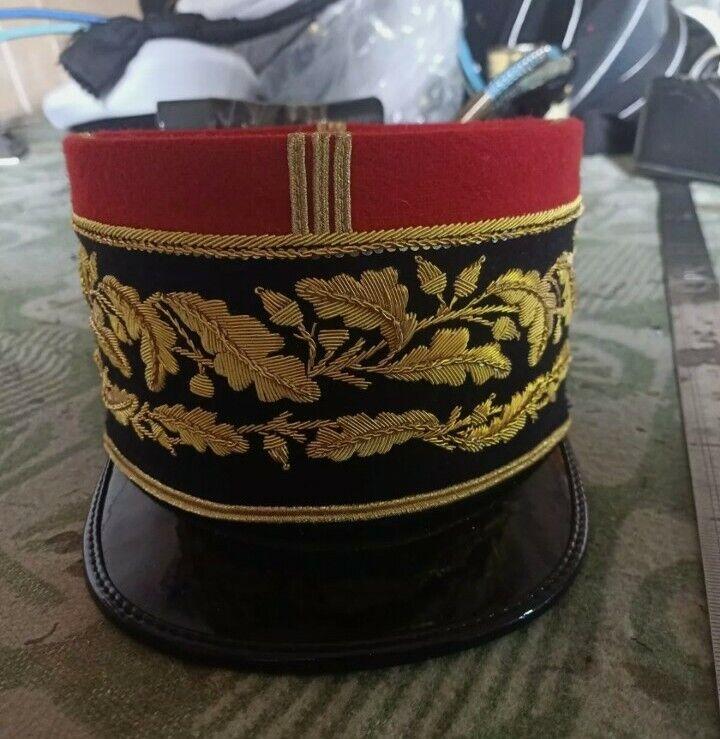 French admiral general kepi 1914/1918 war!