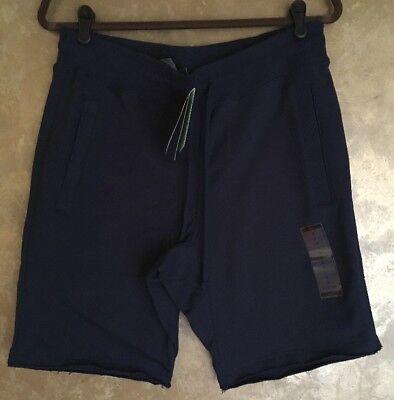 NIKE Mens Organic Cotton Shorts with Drawstring..Size Small