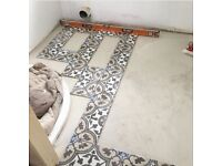 Time Served Wall & Floor Tiler, 20+ years experience