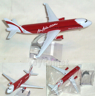 Air Asia Airlines Airbus A320 Airplane 16Cm Diecast Plane Model