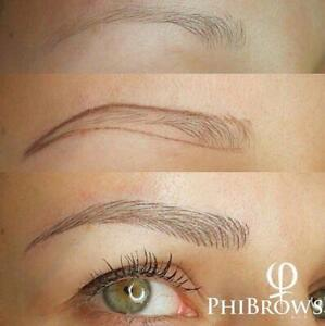 Microblading Phi Products Micro Blading Eyebrow Phicontour Products Full lip Liner, Lash Lift & Tint, Eyelash Products