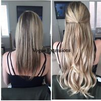 **CERTIFIED & EXPERIENCED** Hair Extensions Technician