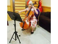Piano, Cello, Irish traditional Music and GCSE Music tuition