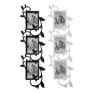 Portafoto multiplo a parete cornice portafoto sticker muro - Portafoto multipli da parete ...