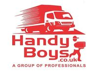 MAN AND VAN HIRE REMOVALS MOVING SERVICE HIRE WITH A LUTON 7.5 TRUCK, RUBBISH CLEARANCE DUMP SKIP