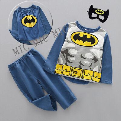 n Kleinkind Kinder Fasching Karneval Kostüm (Kleinkind Batman Kostüm)