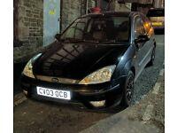 Ford Focus 1.6 Ebony edition