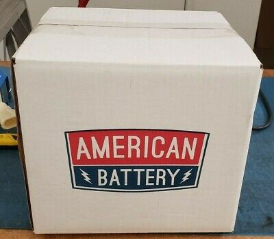 AMERICAN BATTERY RBC11  REPLACEMENT BATTERY ABC