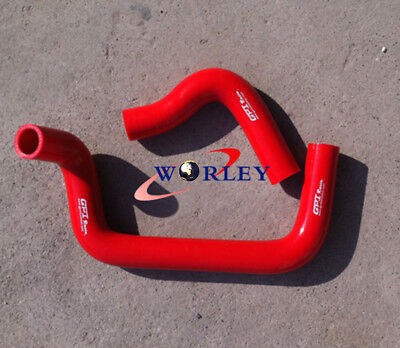 For Datsun 1200 1000 120Y B210 UTE silicone radiator hose RED