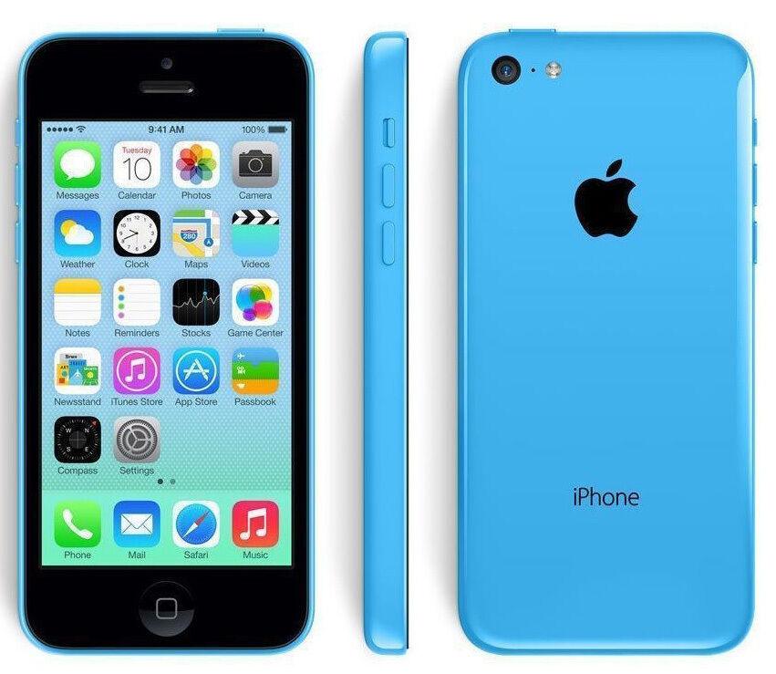 apple iphone 5c 4s 5s 8gb 16gb 32gb sim free gsm factory. Black Bedroom Furniture Sets. Home Design Ideas