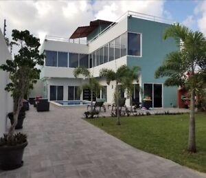 Beautiful House in Cancun ready for you