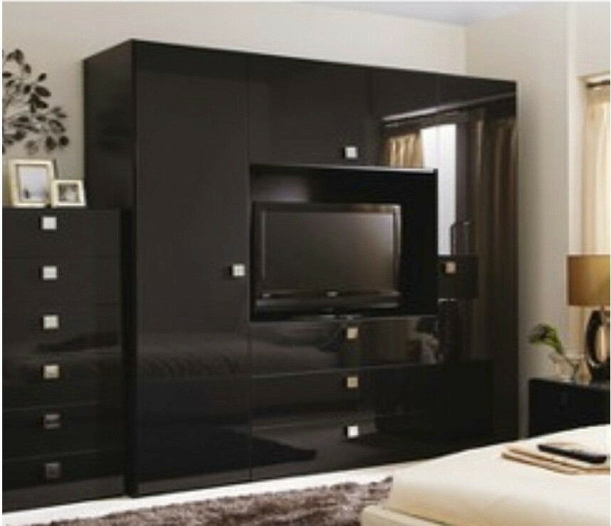 surprising bedroom designs tv wardrobe | THIS LISTING IS FOR A VERY BEAUTIFULL MONO TV WARDROBE IN ...
