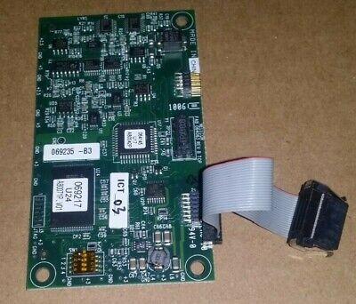 Nellcor 069235-b3 Spo2 Module For Welch Allyn 300 Series Vital Signs Monitors