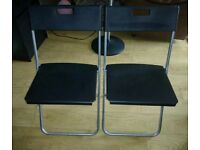 2 folding Chair