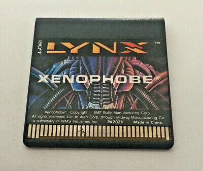 Xenophobe - Atari Lynx Game - Cart Only
