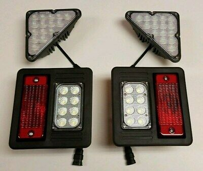 Led Light Kit For Bobcat Skid Steer Loader 751 753 863 S100 - S250 T110 - T320