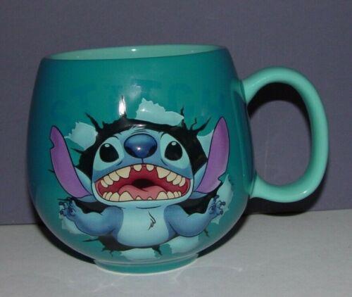 New Disney Stitch Sculpted Coffee Mug 18oz