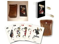 *** TEXAS HOLDEM BULLET HOLE PLAYING CARDS ***