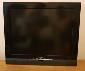 T.V. 14x12 inches with remote Excellent Condition