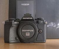 Olympus Om-d E-m5 Mark Ii Black (body) - olympus - ebay.es