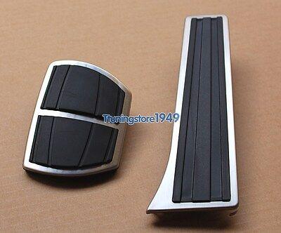 No drilling Fuel Brake Pedal Pad Covers M BMW X1 E84 X3 E83 F25 X5 E70 X6 E71