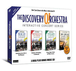 The Discovery Orchestra - Intereactive Concert Series  NEW!!