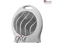 2kw portable fan silent electric heater