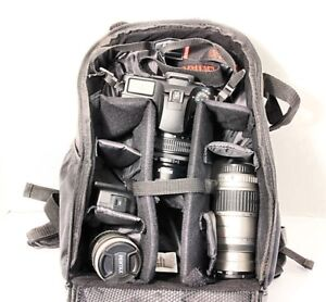 Camera backpack style bag & Monopod - BRAND NEW!