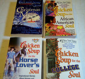 CHICKEN SOUP BOOKS-PLUS