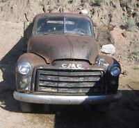 1953 GMC one ton truck