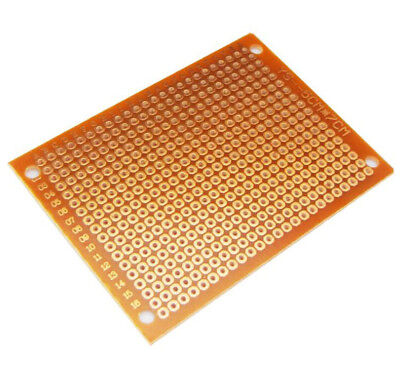 2510 Pc One Side 5 X 7 Cm Pcb Strip Board Printed Circuit Prototype Track Lw