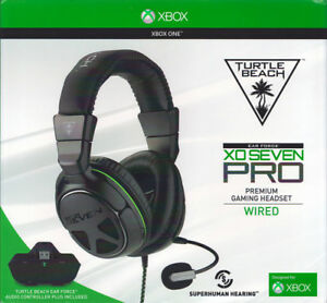 *NEW*Turtle Beach Over Ear Force XO SEVEN PRO Gaming Headset