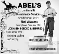 Abel's Janitorial Business