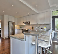 Kitchen and bath remodeling / renovation