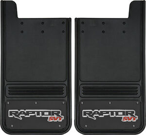 Lightly Used GATORBACK SVT RAPTOR MUD FLAPS (x3)